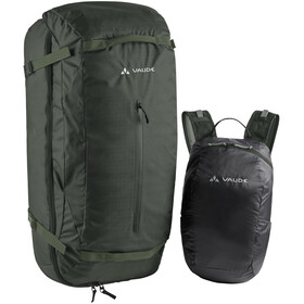 VAUDE Mundo 65+To Go Travel Rucksack olive